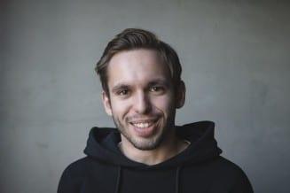 Portrait von Adrian Fahrbach