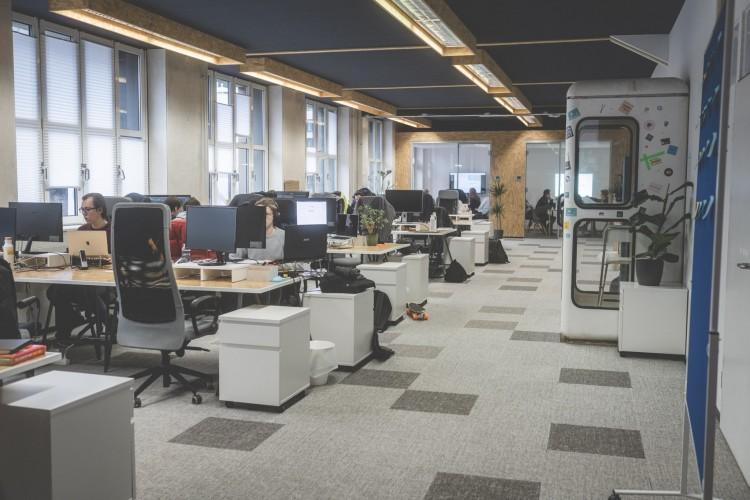 hatchery Office impression 4