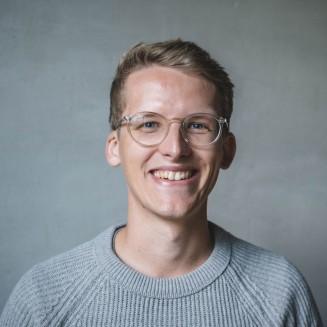 Portrait von Florian Merz