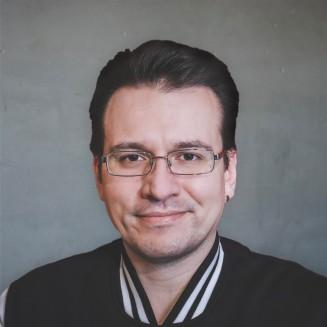 Portrait von Slawomir Ernst