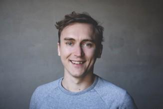 Portrait von Vincent Hermann