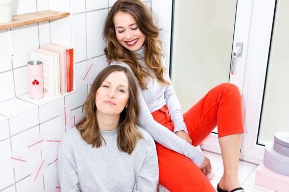 The Female Company background